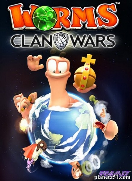 Worms Clan Wars (2013/ENG/Repack by R.G. Механики)