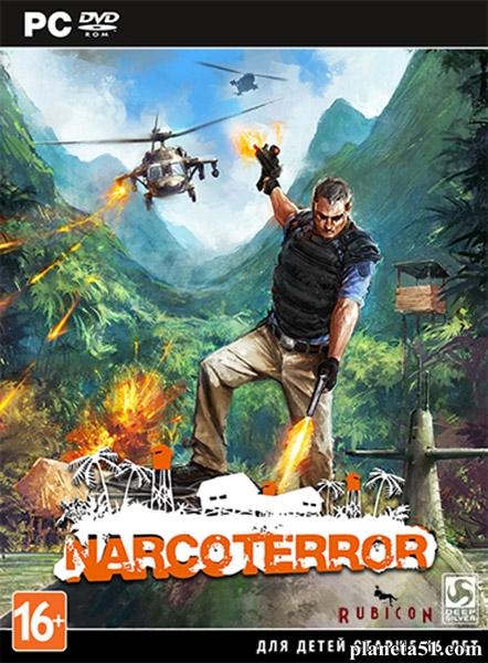 Narco Terror (2013/RUS/ENG/MULTI7/RePack by R.G. Механики)