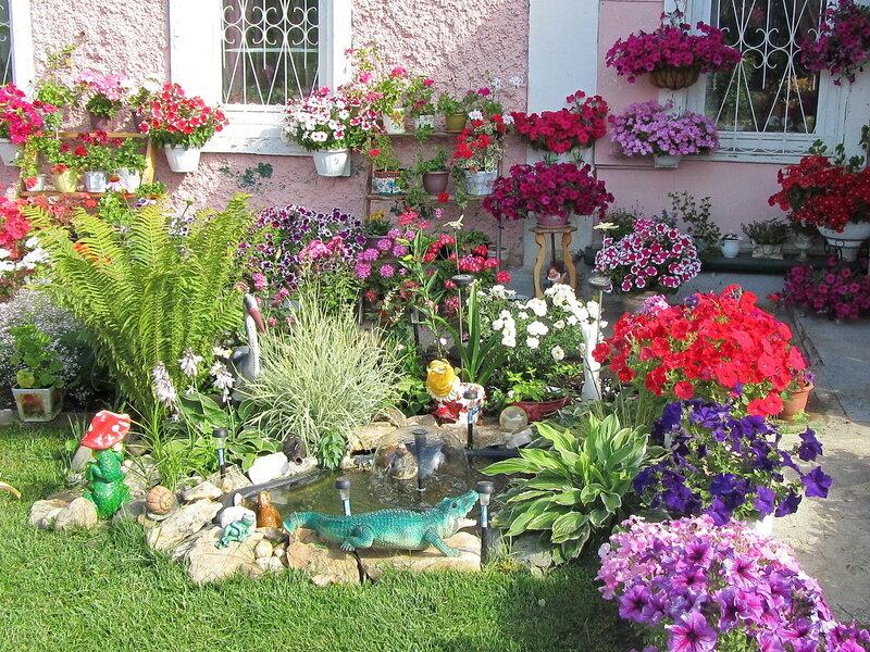 Сад, который меня покорил и его создатели