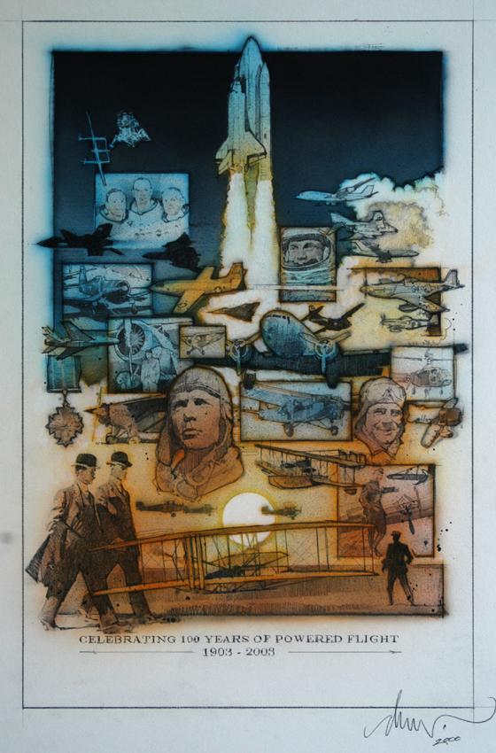 Американский художник-иллюстратор Drew Struzan / Дрю Струзан. Голливуд в кинопостерах