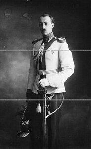 Поручик полка Владимир Федорович Козлянинов (портрет).