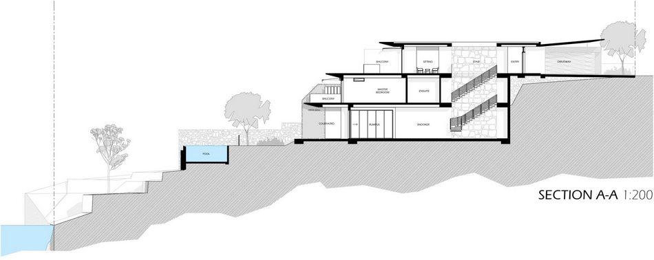 Два в одном - дом для молодой пары и родителей под одной крышей