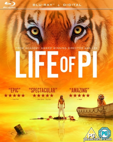 Жизнь Пи / Life of Pi (2012/BDRip/HDRip)