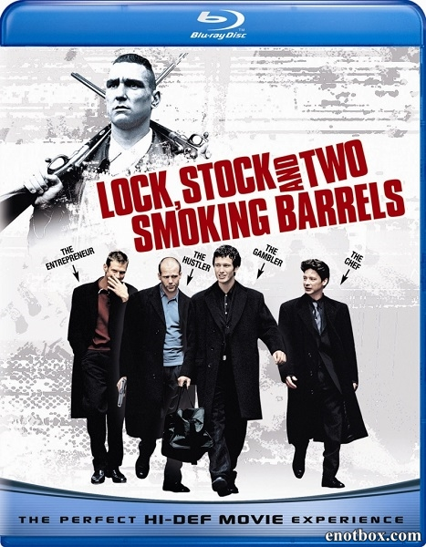 Карты, деньги, два ствола / Lock, Stock and Two Smoking Barrels (1998/BDRip/HDRip)