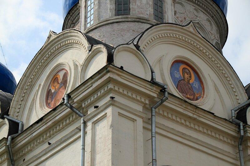 Храм Николая Чудотворца в Рогачёве