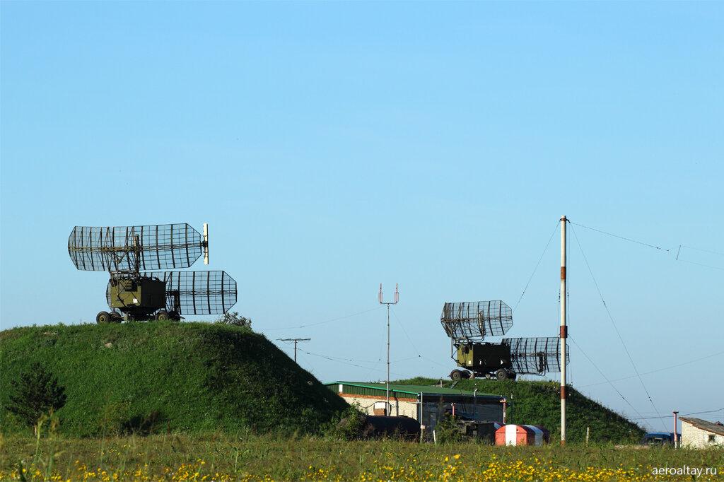 Старые-добрые радары в аэропорту Барнаула