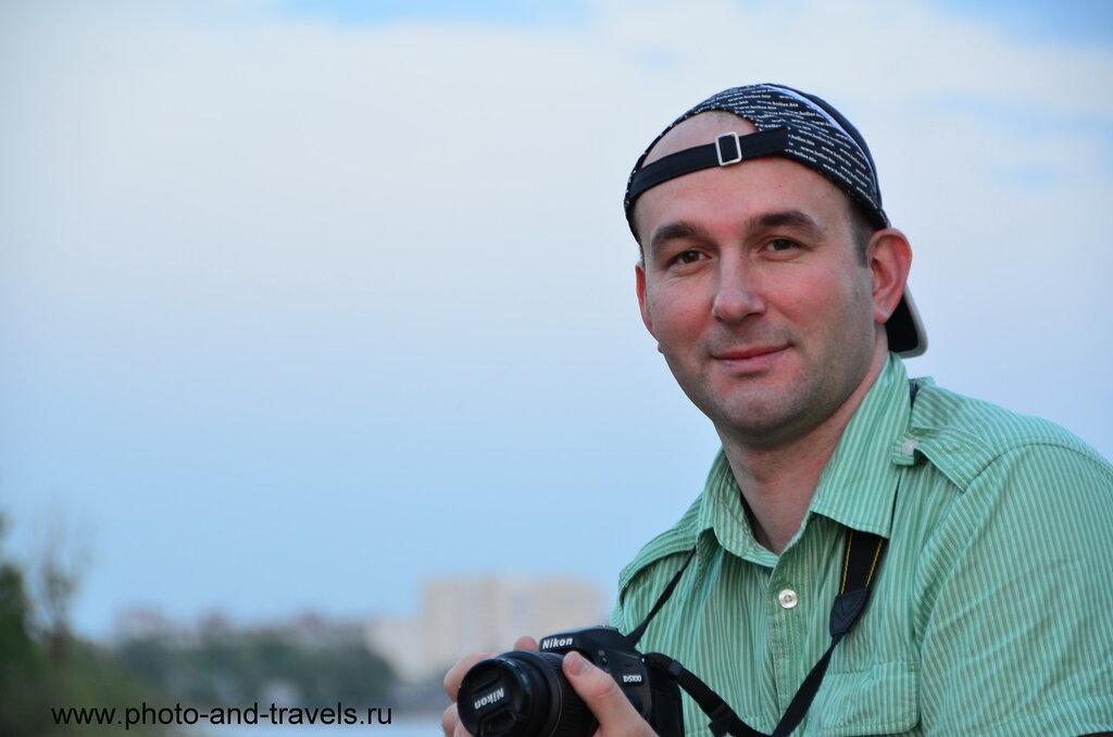 Фотография 2. Кропнутая зеркалка Nikon D5100. Объектив для путешествий Sigma 18-250mm F3.5-6.3 DC OS HSM. Настройки. Выдержка: 1/13 сек. Диафрагма: f/5.6. Фокусное расстояние: 116 мм. ISO: 200. Компенсация экспозиции: 0 eV . Режим съёмки: приоритет диафрагмы. Вспышка: не сработала.