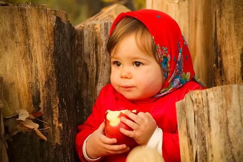 фото детей русского и казашки