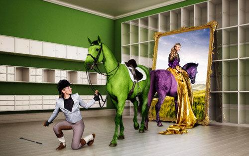 Формулы рекламного фотоуспеха. Простота и яркость образов в снимках Игона Гейда