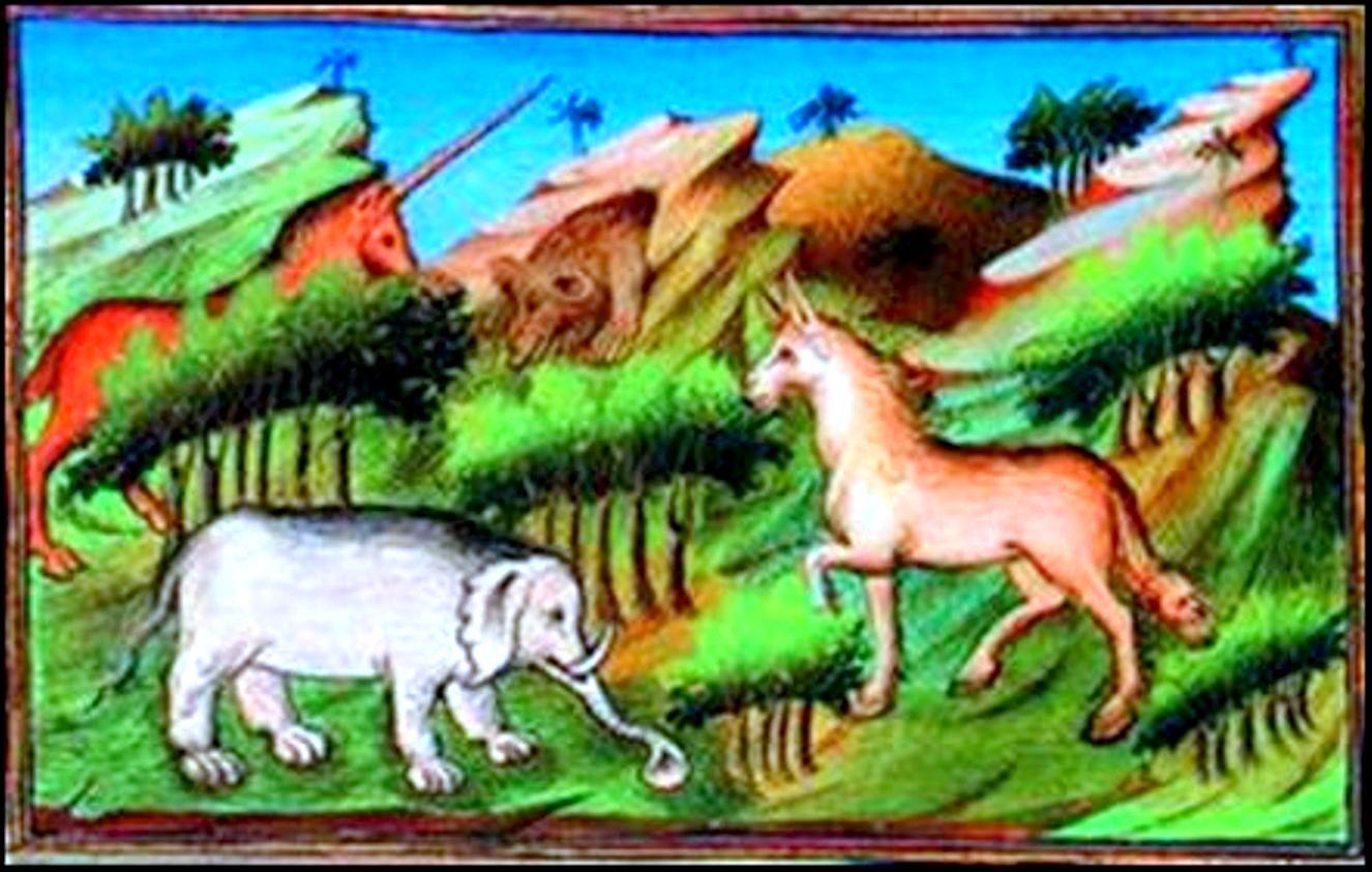 Книга Марко Поло, изданная в средневековой Франции, была названа Книгой чудес.2.jpg