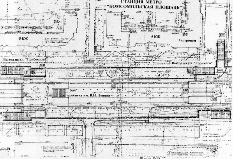 """Схема расположения станции """""""
