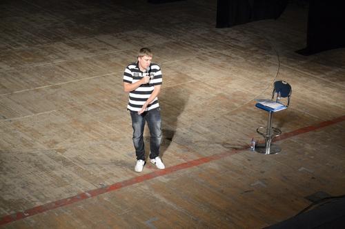 Незлобин в Самаре 2013
