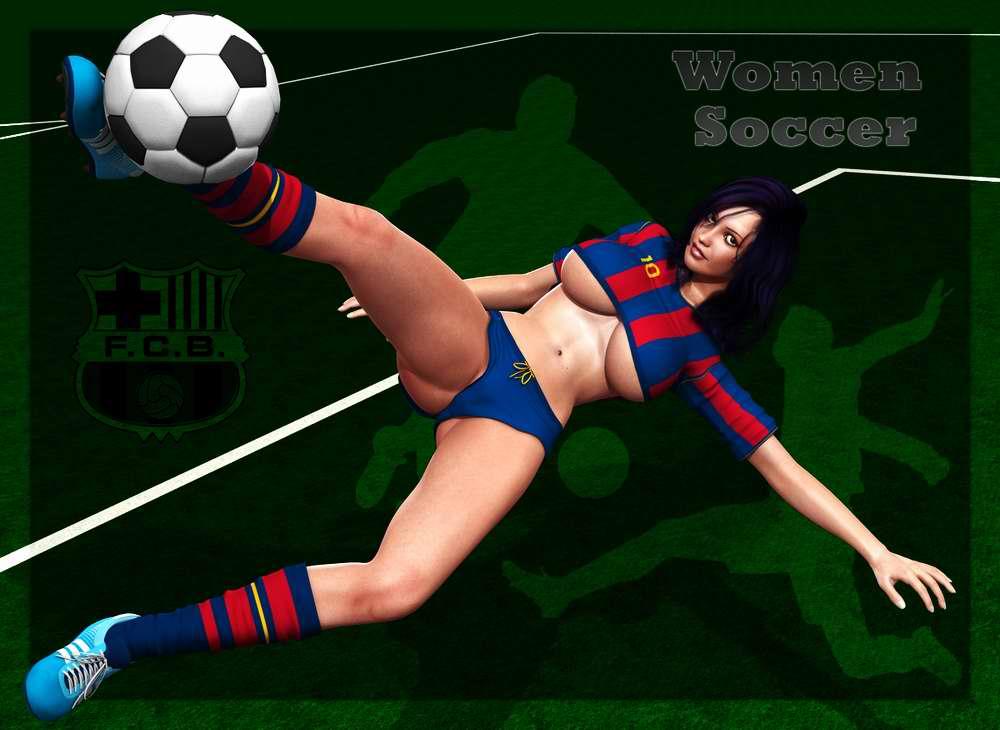 Женский футбол: Одна из причин, чтобы навсегда его полюбить