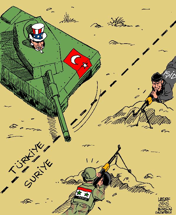 Турция такая же марионетка Запада, как и ИГИЛ