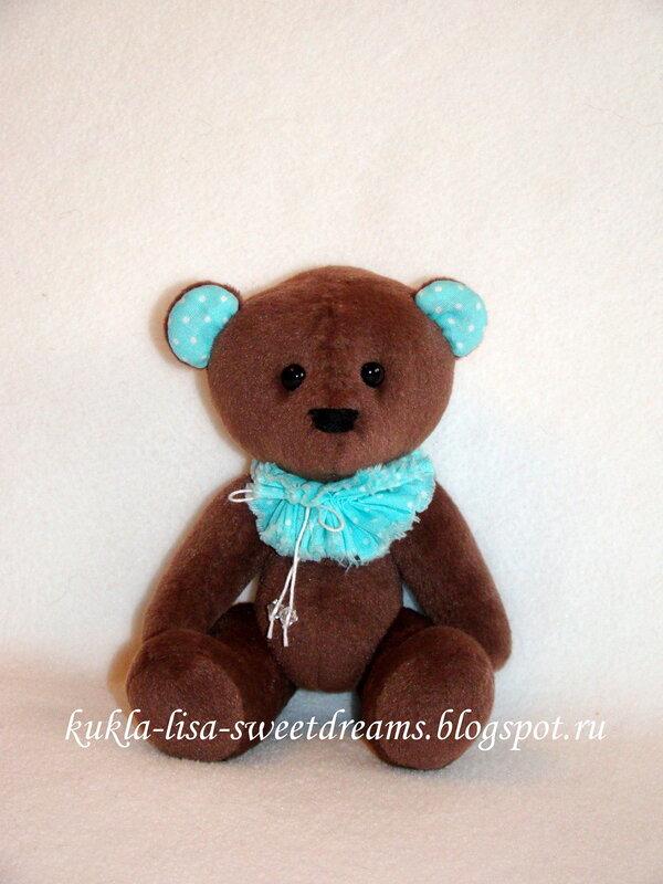 игрушка медвежонок