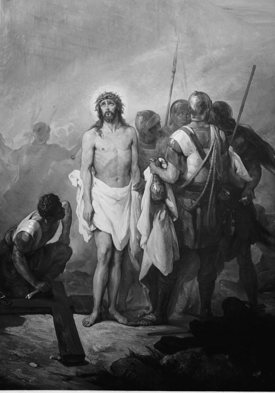 Взятие Иисуса стражей