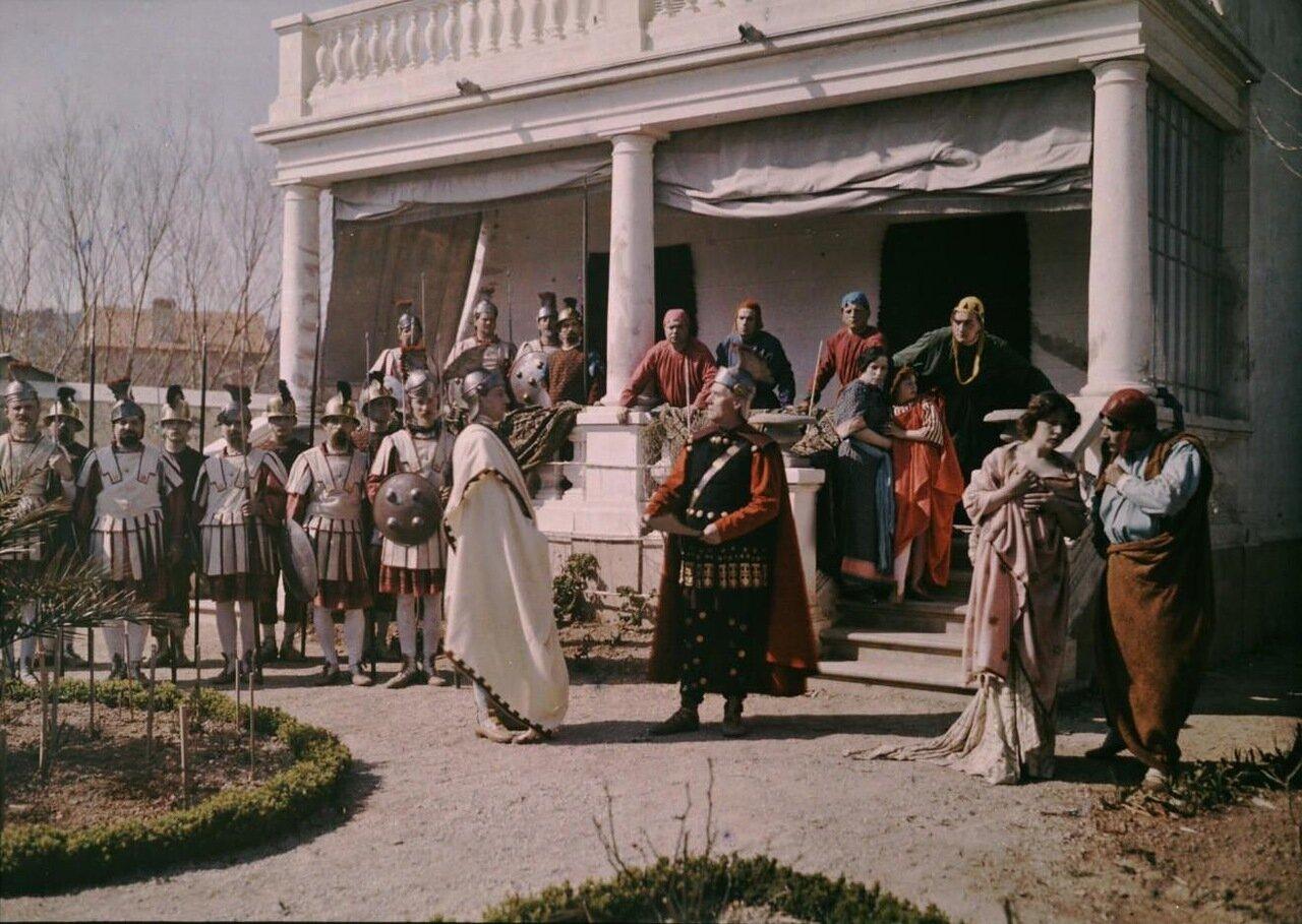1907. Фильм из времен Рима