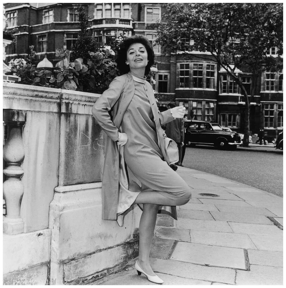 1969. Энн Бэнкрофт