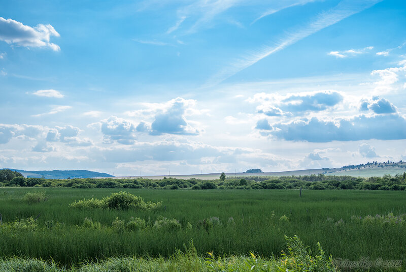 Благословенная земля Башкирии