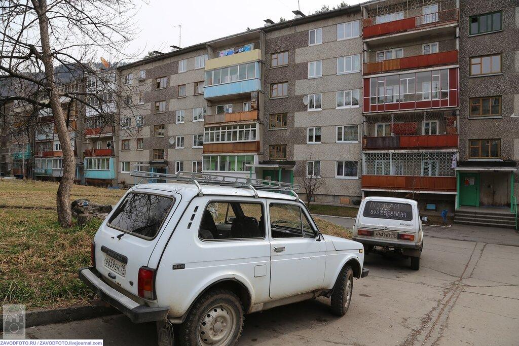 Черёмушки - Поселок энергетиков