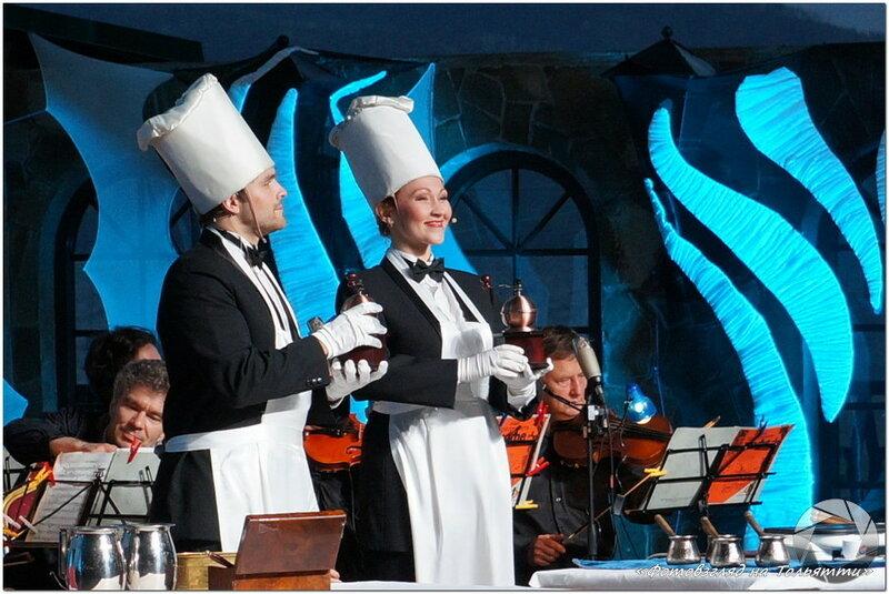 «Геликон-Опера». «Кофейная кантата» (И.-С.Бах). Классика над Волгой. Фотовзгляд на Тольятти