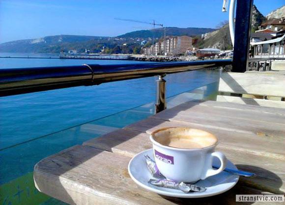 море, солнце, кофе