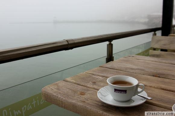 чай со вкусом тумана