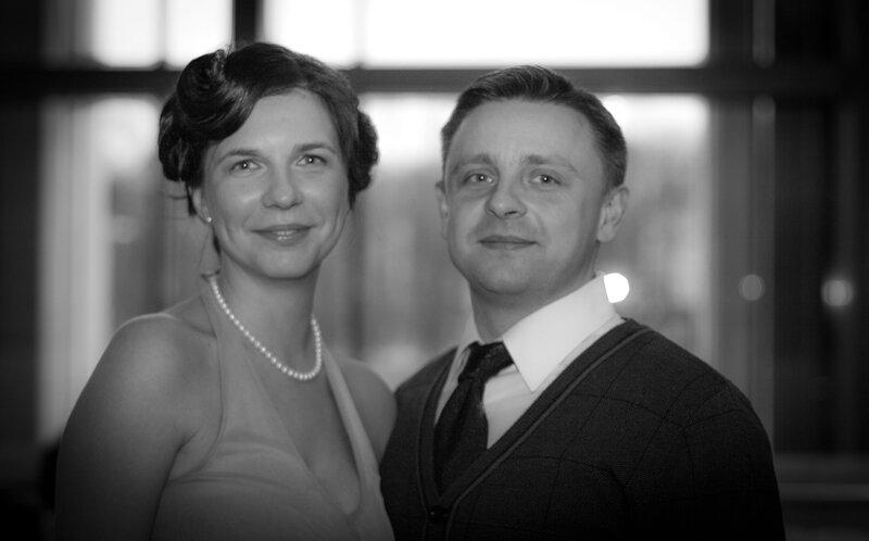 Анна Рублёва и Александр Смирнов