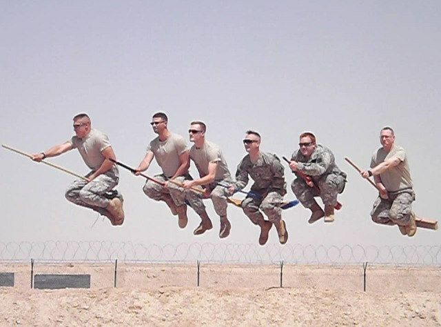 квиддич, гарри поттер, американские  солдаты