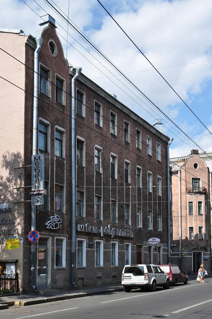 Большая Пушкарская улица