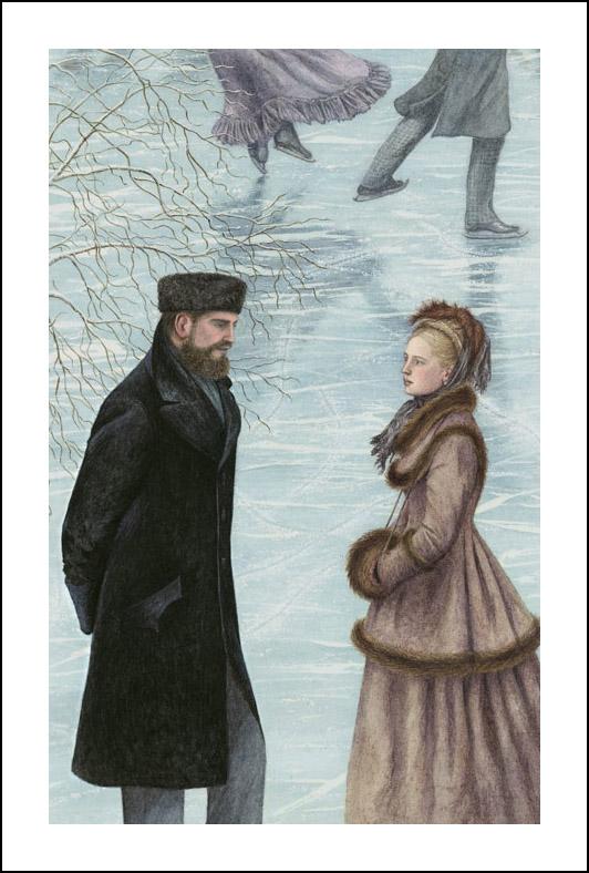 Angela Barrett. Anna Karenina