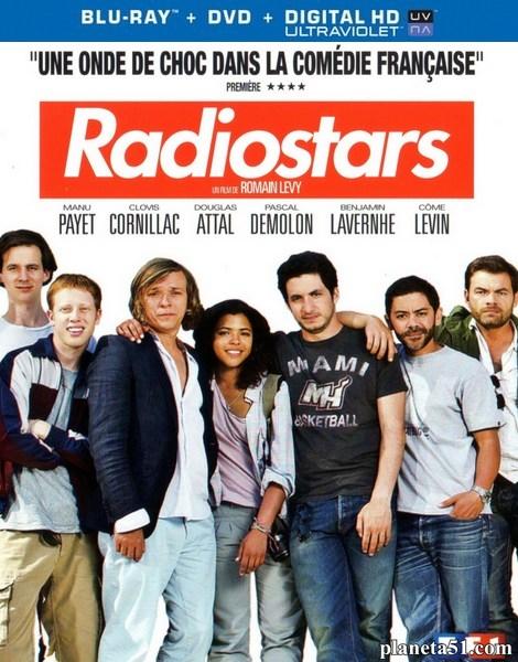 Радиозвёзды / Radiostars (2012/BDRip/HDRip)