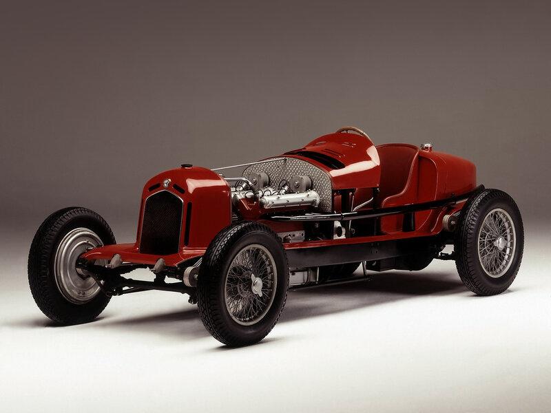 Alfa-Romeo-Tipo-A-Monoposto-1931