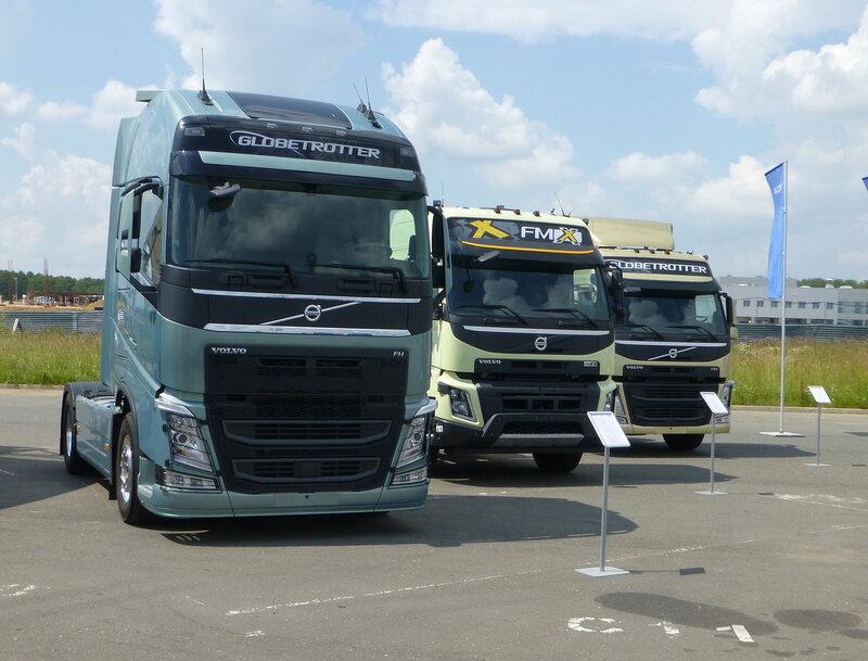 Новый грузовик вольво 2013 фото