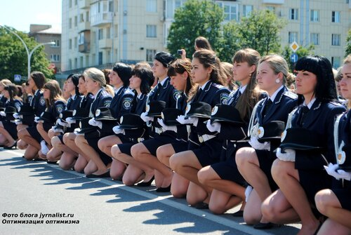 У Курсанта віпускной ЛДУВС имени Дидоренко июль 2013