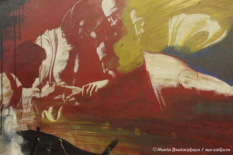'Памяти великого художника' Александра Кибальникова, Саратов, областной музей краеведения, 25 июля 2013 года