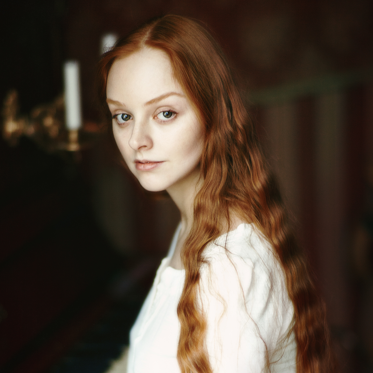 Intriguing Beauty of Redheads