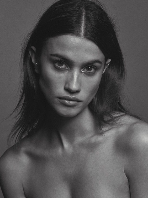Discover the latest  BEAUTY SCENE EXCLUSIVE  story featuring the striking  Lil