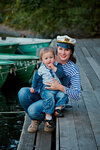 Иван Ильич с мамой