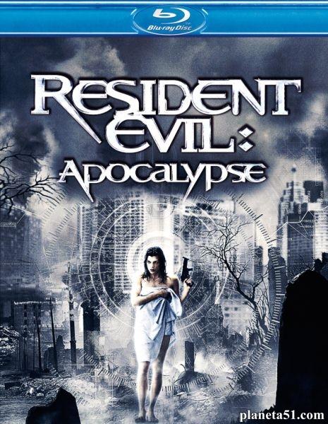 Обитель зла 2: Апокалипсис / Resident Evil: Apocalypse (2004/HDRip)
