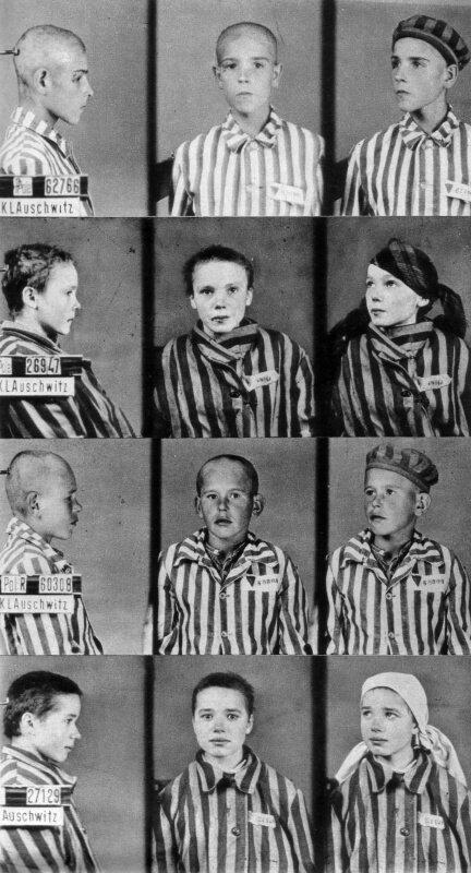 Недетские страдания: воспоминания бывших узников о. - ТАСС 77