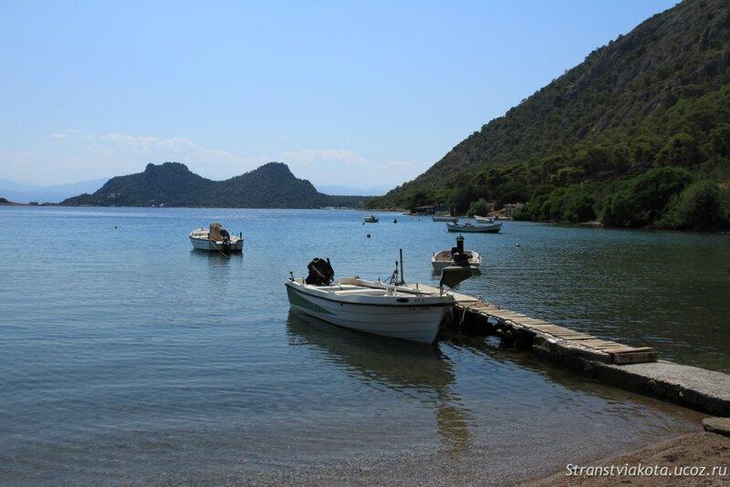 Пелопоннес, озеро Вульягмени