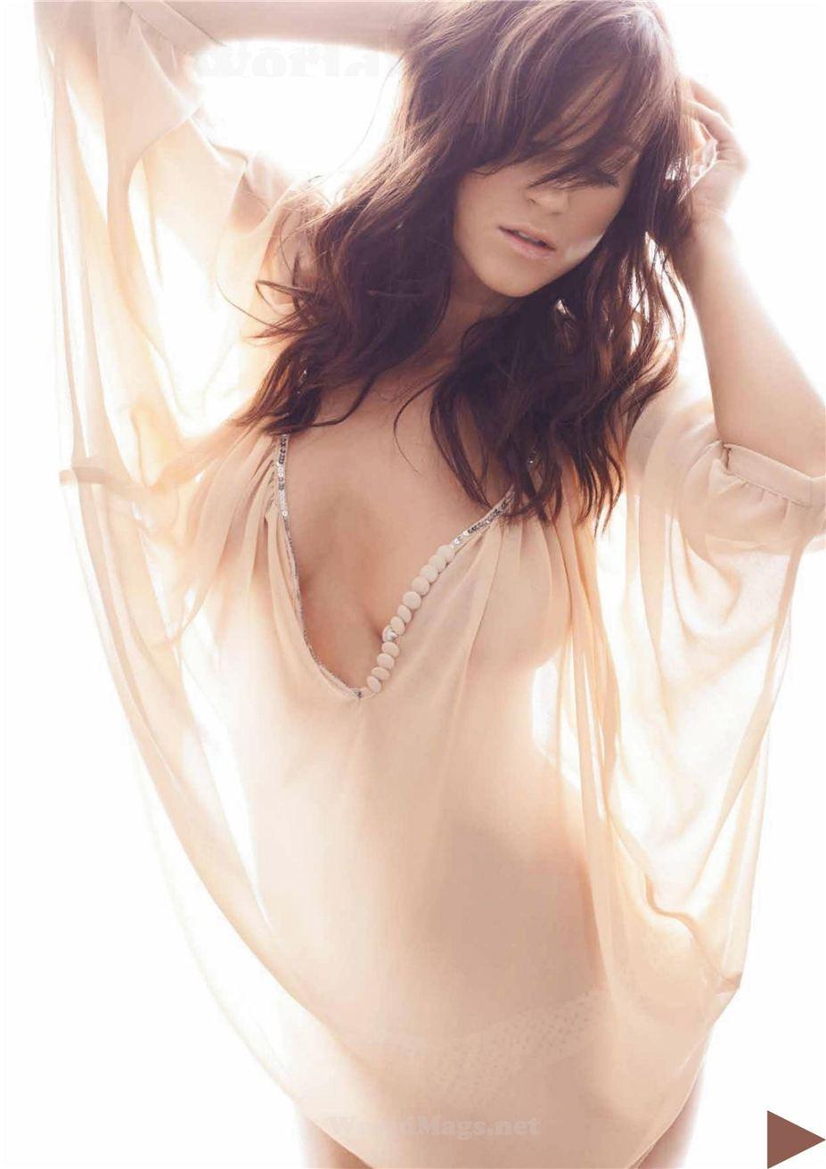 Лучшие фотографии сексуальной Рози Джонс / Best of Rosie Jones Special - Nuts Magazine