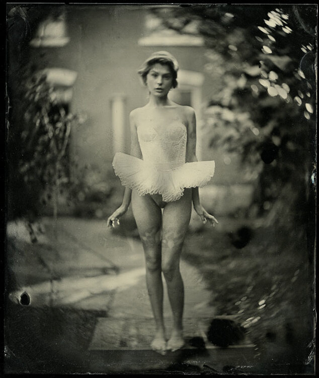 Collodion Wet Plates and Ambrotypes