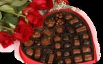 Неразобранное в мой клипарт в  пнг  конфеты, шоколад