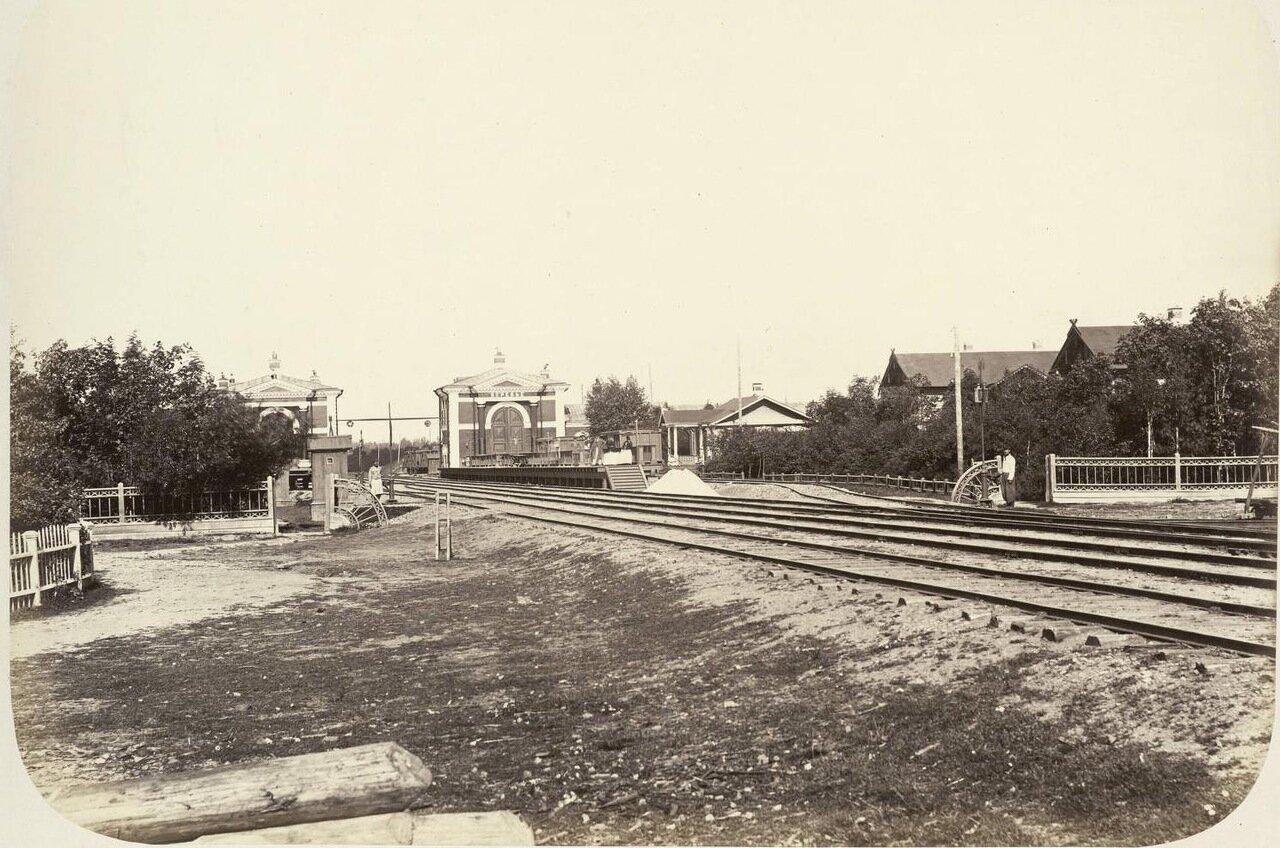 13. Станция Веребье
