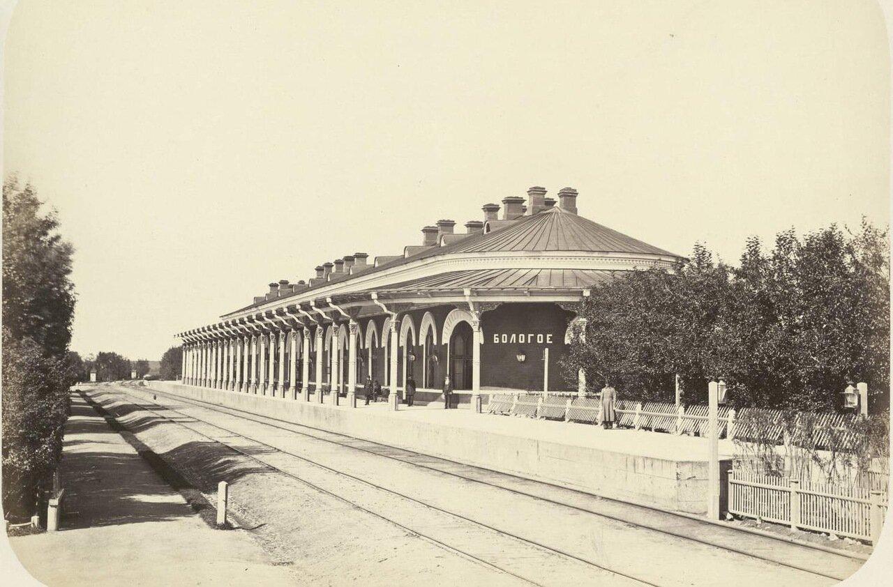 22. Станция Бологое