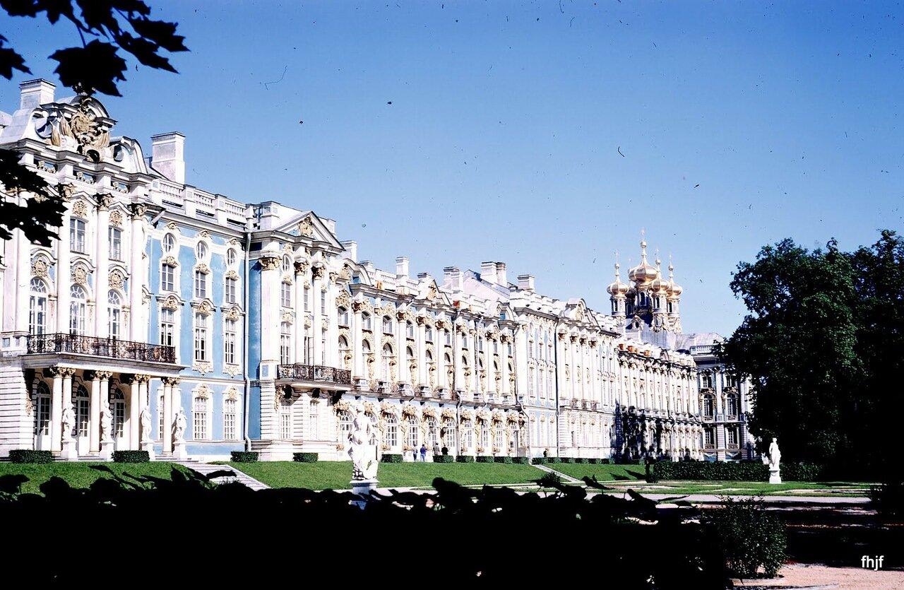 Tsarskoe Selo furlong long - Kodachrome