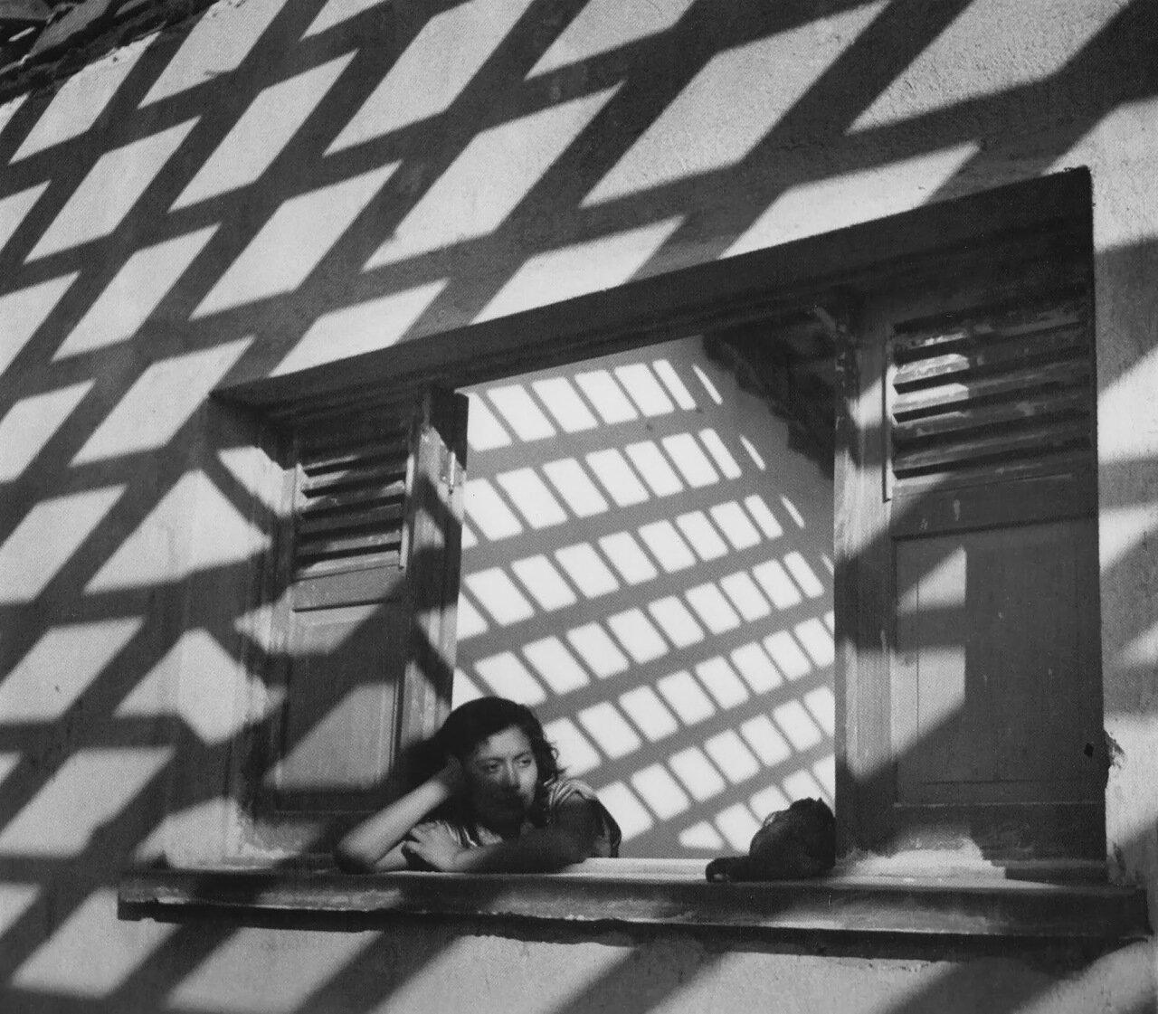 1950. В своей собственной тюрьме (11 утра)