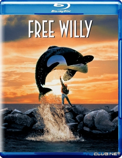 Освободите Вилли / Free Willy (1993/HDRip)